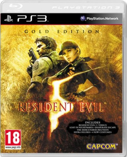 Resident Evil 5 -Gold Edition Move- [Spanisch Import]