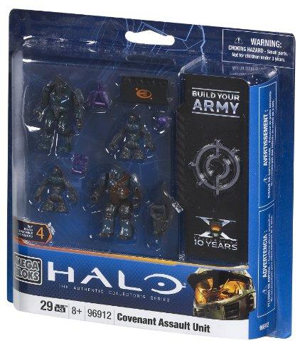 Mega Bloks Halo unità Patto Assault