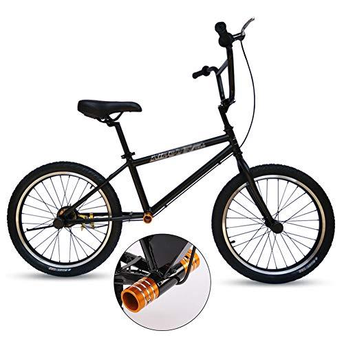 Bicicleta sin pedales YXX Bici Bicicleta de Equilibrio de Entrenamiento Ajustable para Adultos, niños Grandes y Principiantes, Gimnasio Cubierto Freno de Mano y reposapiés