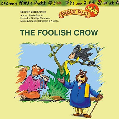 『The Foolish Crow』のカバーアート