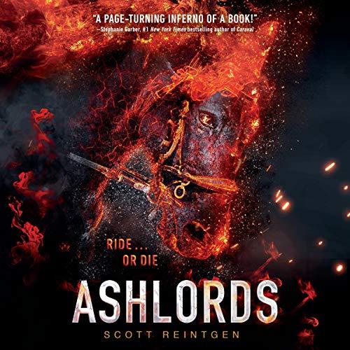 Couverture de Ashlords