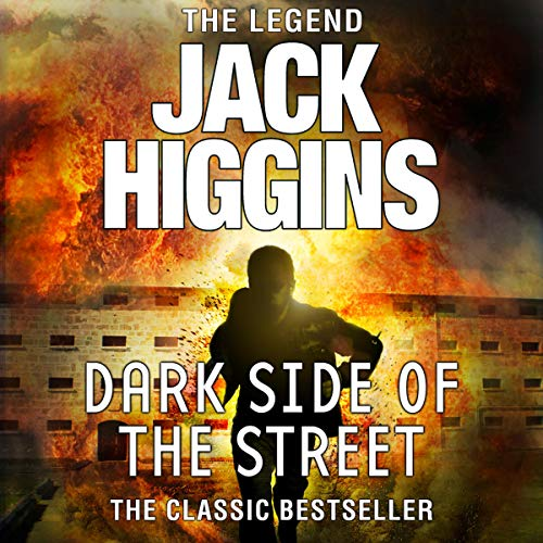 The Dark Side of the Street audiobook cover art