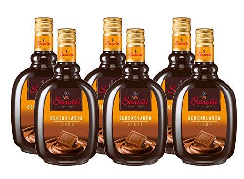 Sarotti Schokoladenlikör (6x 0,5l)