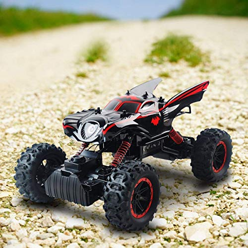 RC Auto kaufen Crawler Bild 5: RC Car Off Road 2 4GHz RC Trucks 1 14 4WD High Speed Electric Remote Control Racing Cars Drift SUV Red by Crazepony UK*