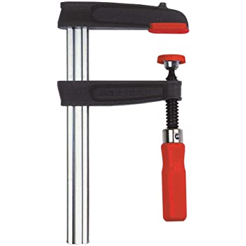 Bessey TKPN80BE TKPN-BE Malleable Cast Iron Screw Clamp Multi-Colour 800//120 mm