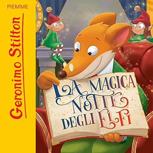 La magica notte degli elfi copertina