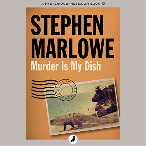 Murder Is My Dish cover art