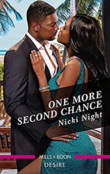 One More Second Chance (Blackwells of New York Book 2) by [Nicki Night]