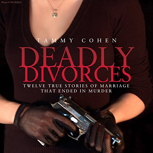 Deadly Divorces audiobook cover art