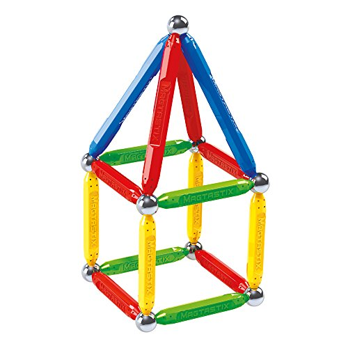 Cra-Z-Art - Magtastix juego construccin Standard, 40 piezas (43925)