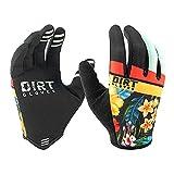 Dirt Gloves Mountain Bike Gloves MTB Bicycle Enduro Downhill XC...