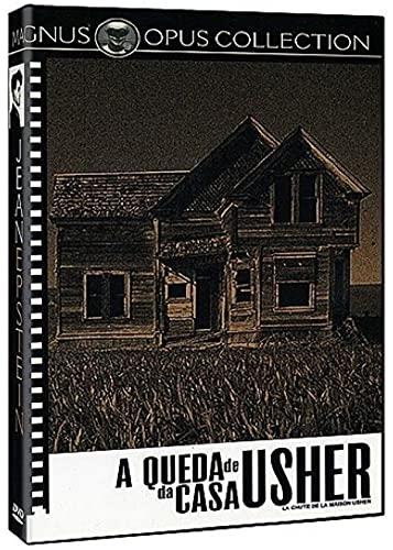 A QUEDA DA CASA DE USHER - 1928 / Jean Epstein / OPUS002