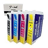 T1816 Cartucho de tinta recargable vacío Compatible para Epson XP-415 XP-412 XP-315 XP-312 XP-212 XP-215 XP-325 XP-322 XP-425 XP-422 XP-225 Impresora