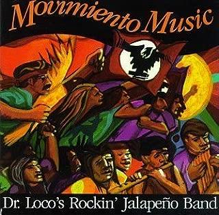 Movimiento Music by Dr. Loco's Rockin' Jalape (2015-05-27)