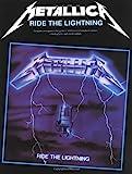 Metallica: ride the lightning guitar (tab edition) guitare
