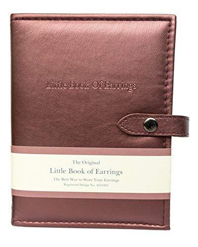 Joyero con forma de libro para pendientes, de Little Book of Earrings,...