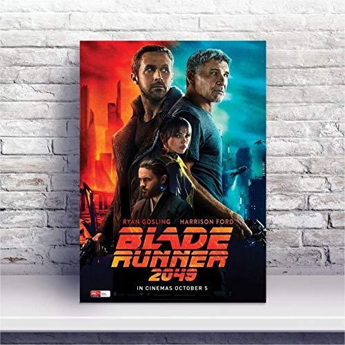 Placa MDF Blade Runner 2049 filme