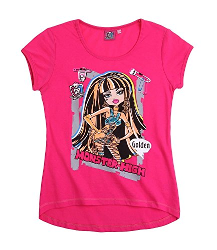 Monster High T-Shirt Cleo de Nile pink (128)