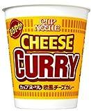 日清 カップヌードル 欧風チーズカレー