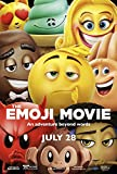 Poster The Emoji Movie 70 X 45 cm