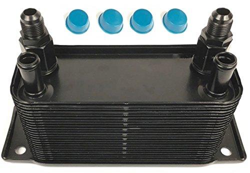 TOPAZ 68004317AA Transmission Torque Converter Oil Cooler for 2003-2009 Dodge Ram Diesel 2500 3500 5.9L