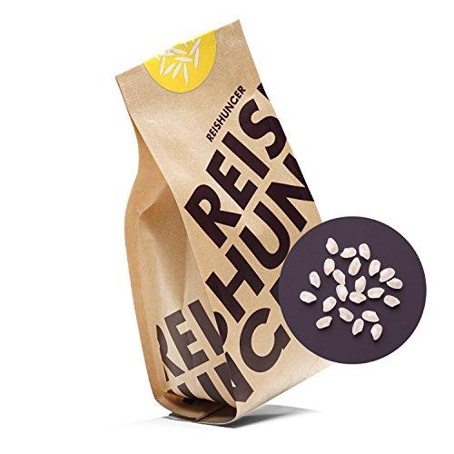 Reishunger Paella Reis, Valencia, Spanien (3kg) Sorte: Bomba – erhältlich in 200g bis 9kg