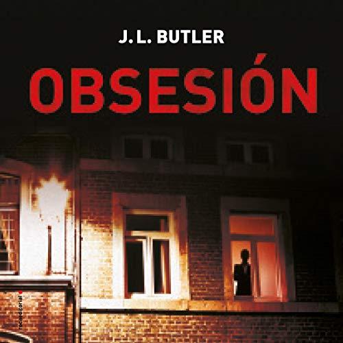 Diseño de la portada del título Obsesión
