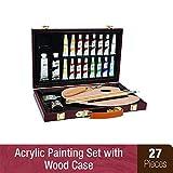 Darice 745566281561 1103-083 Studio 71, 27 Piece Acrylic Painting Set,...