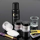 Coscelia Salón de Belleza Gel de Acrílico Manicura Kit Esmalte de Uñas DIY Manicure Set