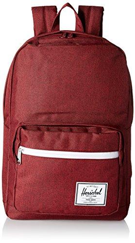 Herschel Pop Quiz Backpack, Winetasting Crosshatch, Classic 22L