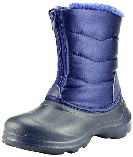 The Doll Maker Snow Boot-FBA174002B-12