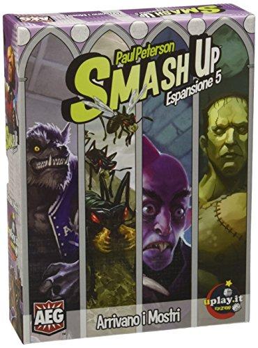 uplay. IT upl050–Spiel Smash Up. Die Monster kommen (Erweiterung für Smash Up)