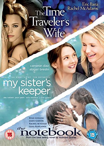 The Time Traveler's Wife / My Sister's Keeper / The Notebook [DVD] [UK Import]