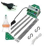 Columpio eléctrico para bebé, controlador de balancín para bebé, balancín eléctrico para cuna y hamaca para bebés