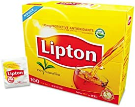 Lipton Regular Tea Bags 100 Ct