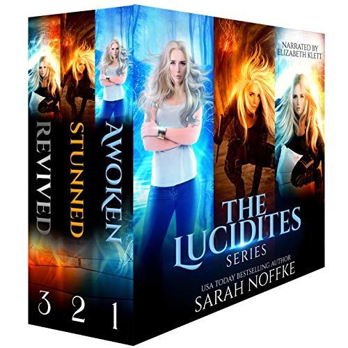 Couverture de The Lucidites Boxed Set