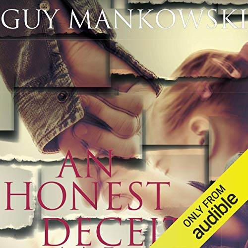 An Honest Deceit audiobook cover art