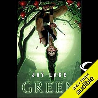 Green  audiobook cover art