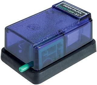 Pen Plax SAX1 1 Outlet Silent Air X-1 Air Pump, 10 Gallon