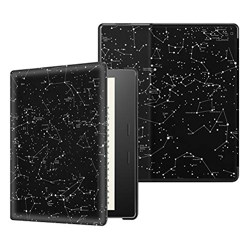 Capa para Kindle Oasis 10a geração 2019 (aparelho com temperatura de luz ajustável) - Constelação