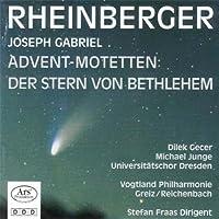 Stern Von Bethlehem by J. Rheinberger (1999-12-23)