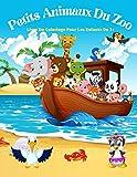 Petits Animaux Du Zoo - Livre De Coloriage Pour Les Enfants De 3+
