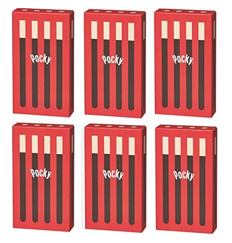 江崎グリコ ギフトポッキー(GIFT Pocky) ミルクチョコセット BOXプレゼント プチギフト 返礼品 結婚式 6個