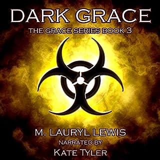 Dark Grace audiobook cover art