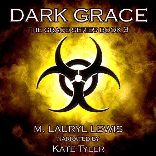 Dark Grace audiobook cover art