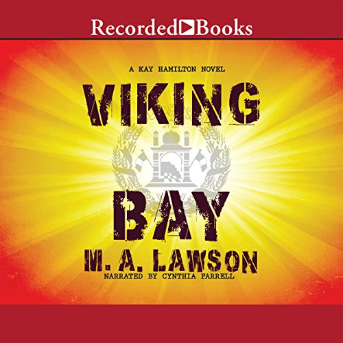Viking Bay audiobook cover art