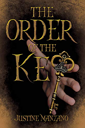 The Order Of The Key by Justine Manzano ebook deal