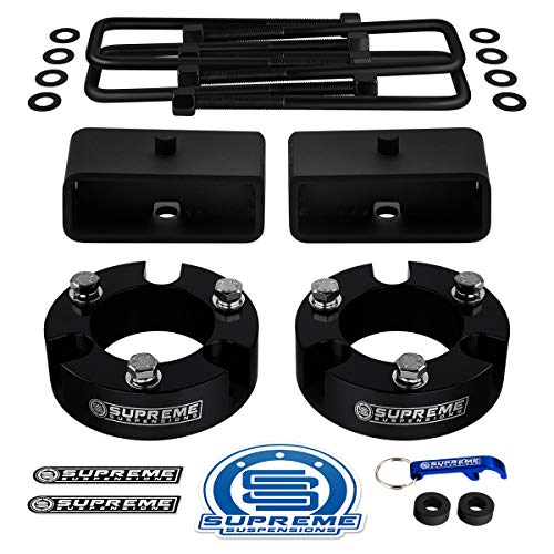 We Recommend The Supreme Suspensions Full Lift Kit | Amazon