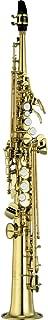 Yamaha YSS-475II Intermediate Soprano Saxophone