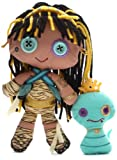 Monster High - W0042 - Peluche - Cleo Nilo y Hissette